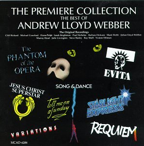Andrew Lloyd Webber - The Premiere Collection - Zortam Music