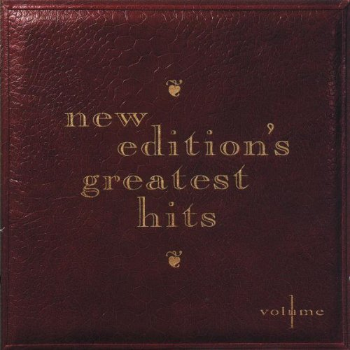 NEW EDITION - Greatest Hits Vol. 1 - Zortam Music
