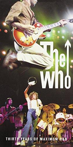 The Who - Thirty Years Of Maximum R & B - Disc Three - Zortam Music