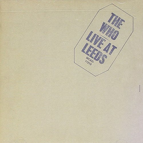 The Who - 1970  Live At Leeds - Zortam Music