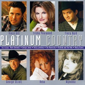 Various Artists - Platinum Country - Zortam Music