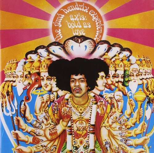 Jimi Hendrix - Axis_ Bold As Love - Zortam Music