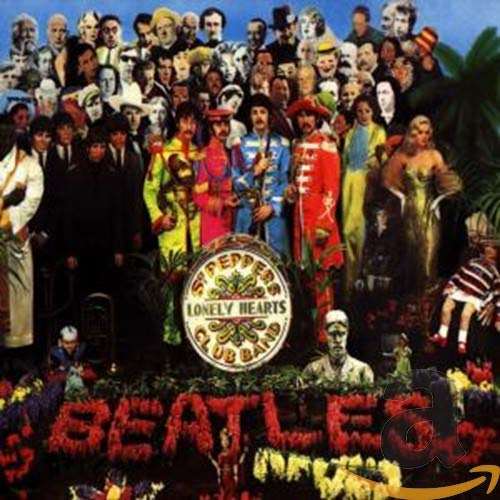 The Beatles - SGT.Pepper