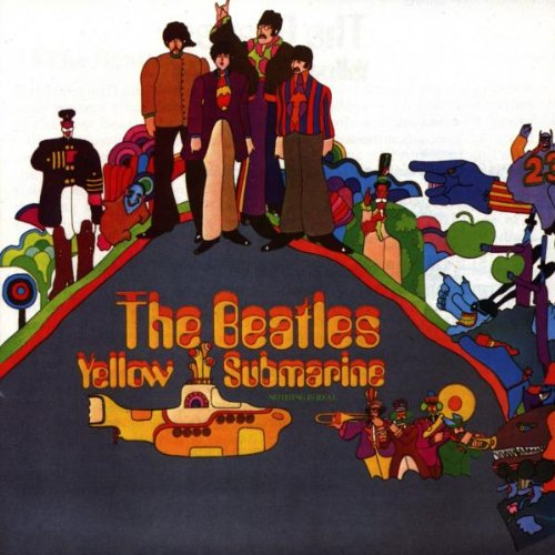 Beatles - Yellow Submarine - Zortam Music