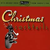 Skivomslag för Ultra-Lounge Christmas Cocktails
