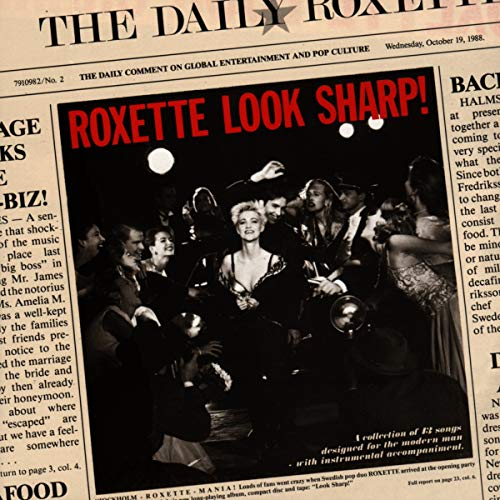 Roxette - Look Sharp! - Zortam Music