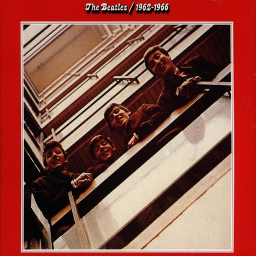 The Beatles - 1962-1966 (The Red Album) - Disc 1 - Zortam Music