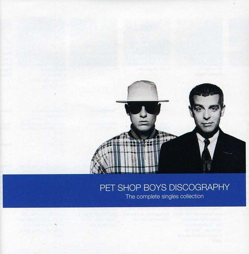 Pet Shop Boys - Discography (The Complete Sing - Zortam Music