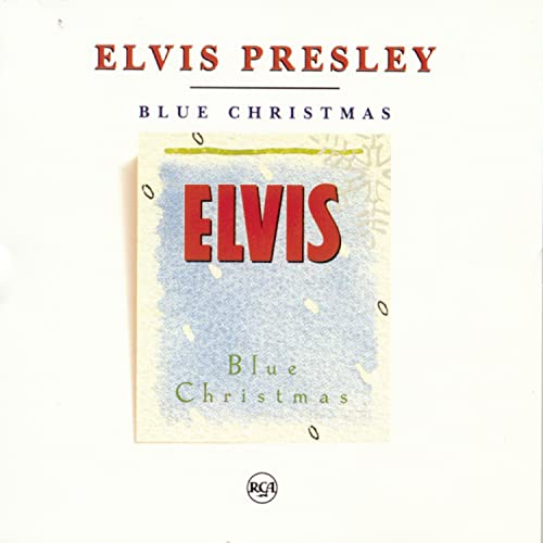 Elvis Presley - Blue Christmas - Zortam Music
