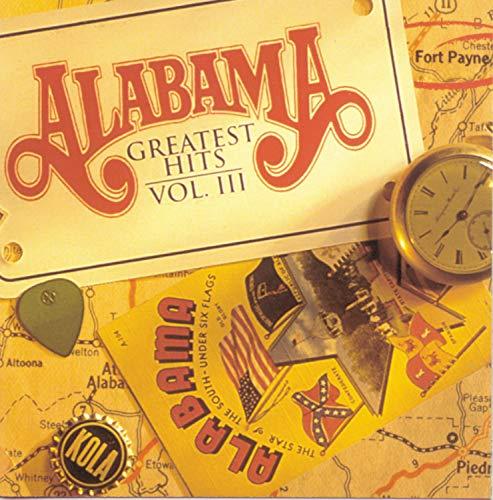 ALABAMA - Alabama - Greatest Hits III - Zortam Music