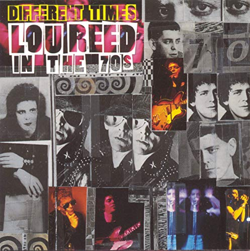 Lou Reed - Different Times - Zortam Music