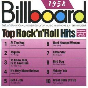Danny and the Juniors - Billboard Top Rock & Roll Hits_ 1958 - Zortam Music