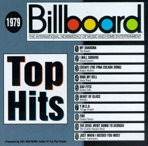Various Artists - Billboard Top Hits - 1979 - Zortam Music