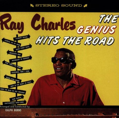 Ray Charles - Genius Hits The Road,The - Zortam Music