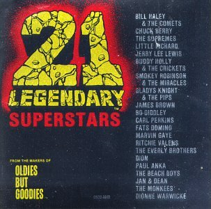Various Artists - 21 Legendary Superstars - Zortam Music