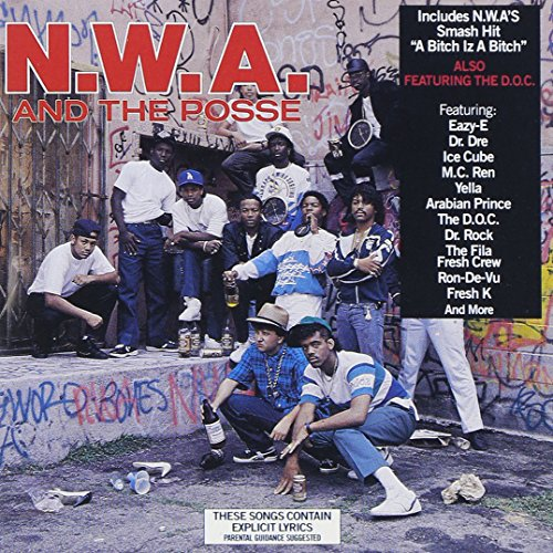 N.W.A and the Posse by N.W.A album cover