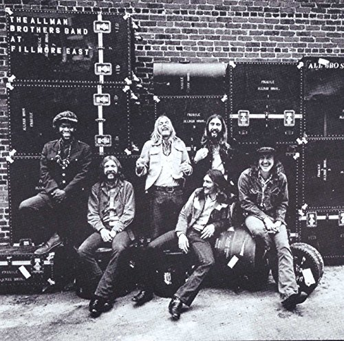 Allman Brothers Band - Live at the Fillmore East - Zortam Music