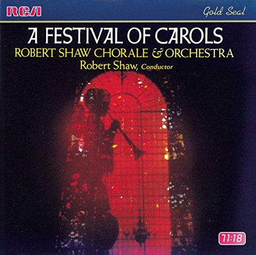 Christmas - A Festival Of Carols / Robert Shaw Chorale - Zortam Music