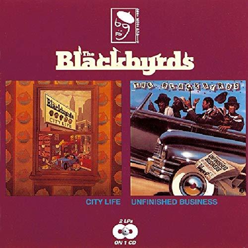 The Blackbyrds - City Life_Unfinished Business - Zortam Music