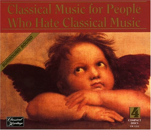 Bach - Classical Music For People Who Hate Classical Music (Disk 3) - Zortam Music