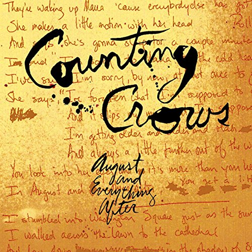 Counting Crows - August And Everything - Zortam Music