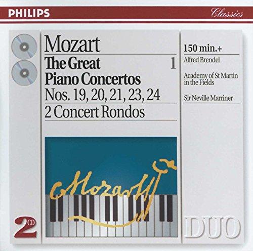 Mozart - The Great Piano Concertos - Zortam Music