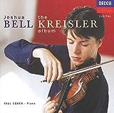 Copertina di album per The Kreisler Album