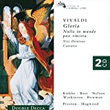 Vivaldi: Gloria; Motets; Cantatas