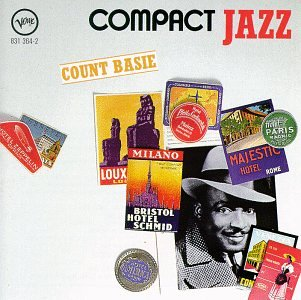 Count Basie - Compact Jazz: Count Basie Plays the Blues [Verve 1987] - Zortam Music