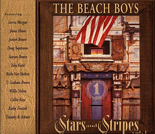 Stars and Stripes, Vol. 1 by The Beach Boys album cover