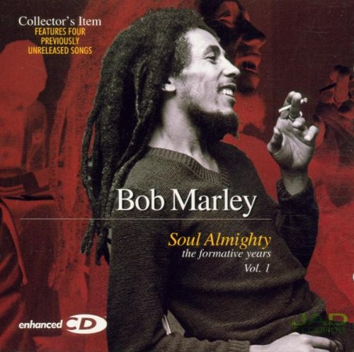 Bob Marley - Soul Almighty - The Formative Years - Zortam Music