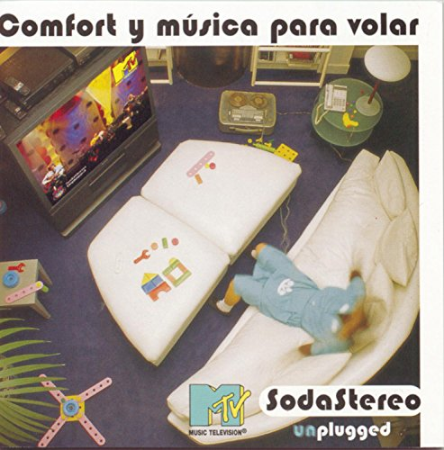 Soda Stereo - Unplugged - Zortam Music