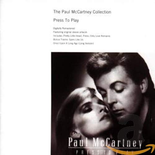 Paul McCartney - Press To Play (remastered) - Zortam Music