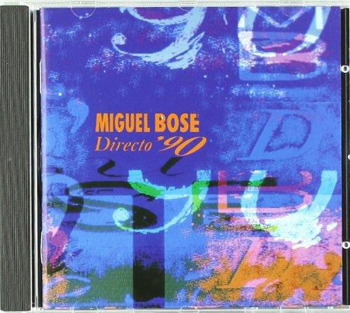 Miguel Bose - Directo