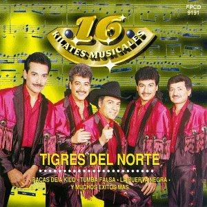 Los Tigres Del Norte - 16 Kilates Musicales - Zortam Music