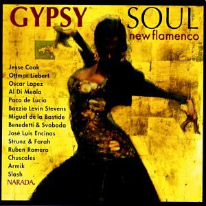 Various Artists - Gypsy Soul: New Flamenco - Zortam Music