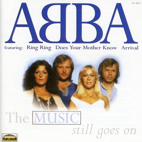 Abba - Music Still Goes On - Zortam Music