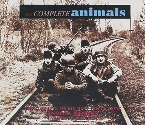 The Animals - Waar Zijn De Sixties 3CD - Zortam Music