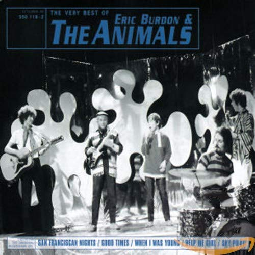 Animals - The Very Best of Eric Burdon and the Animals - Zortam Music