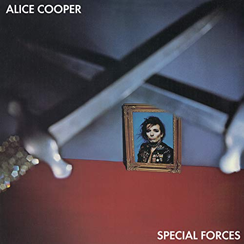 Special Forces by Alice Cooper album cover