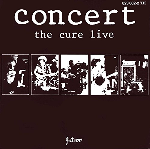 Cure - Concert The Cure Live - Zortam Music