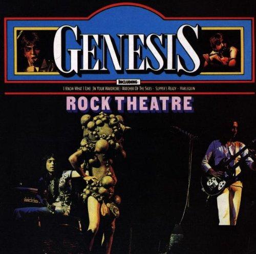 Genesis - Rock Theatre - Zortam Music