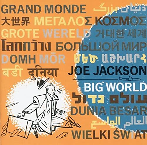 Joe Jackson - Big World - Zortam Music