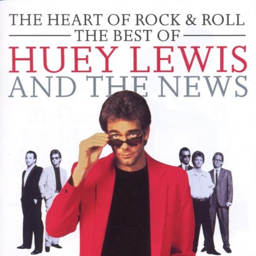 Lewis, Huey & The News - The Heart Of Rock & Roll - The Best Of - Zortam Music
