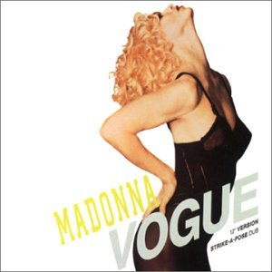 Madonna - Vogue (Single) - Zortam Music