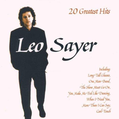 LEO SAYER - Leo Sayer - 20 Greatest Hits - Zortam Music
