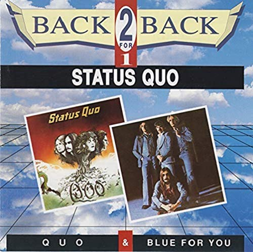 Status Quo - Quo/Blue for You - Zortam Music