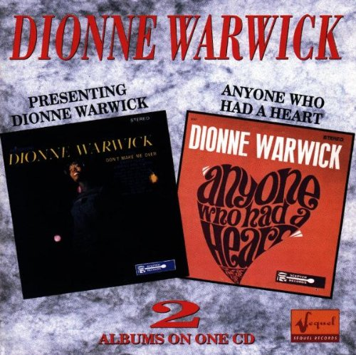Dionne Warwick - Anyone Who Had a Heart (20 Greatest Hits) - Zortam Music