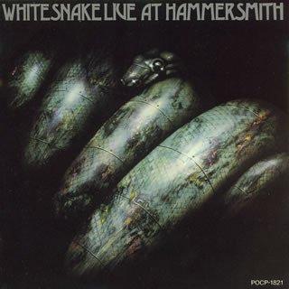 Whitesnake - Live at Hammersmith - Zortam Music