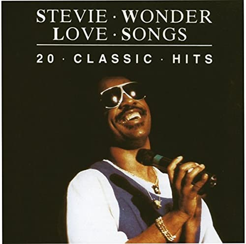 Stevie Wonder - Love Songs 20 Classic Hits - Zortam Music